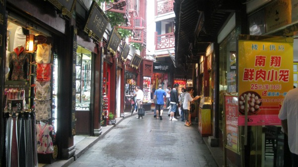 Temple Shopping